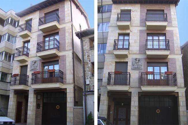 3 viviendas libres Alsasua