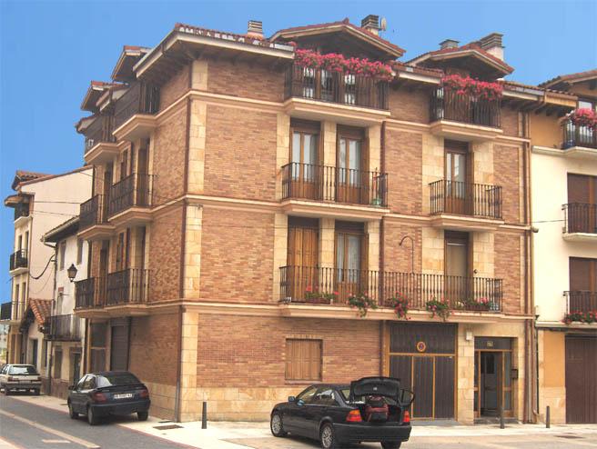 3 viviendas Alsasua