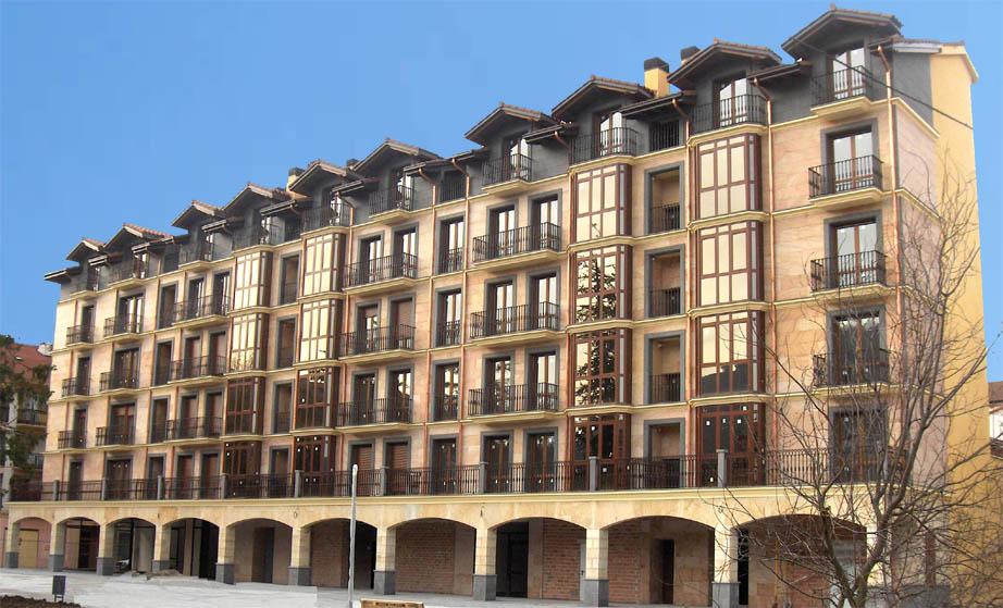 38 viviendas Alsasua