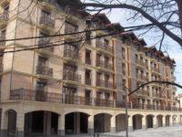 Alsasua: 38 viviendas libres
