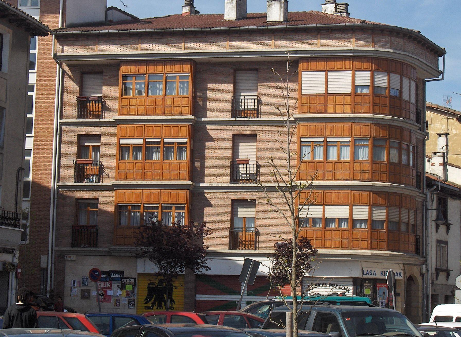 5 viviendas VPO Alsasua