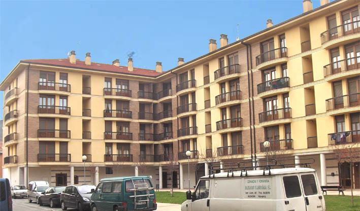 60 viviendas Alsasua