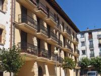 Etxarri: 8 viviendas de VPT