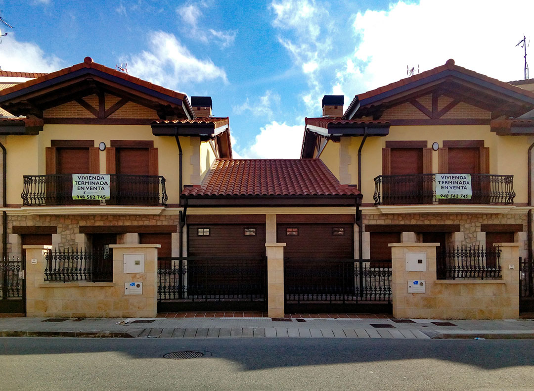 Alsasua - Calle Zelai